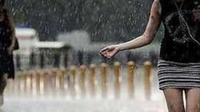İstanbul'a yağış geliyor