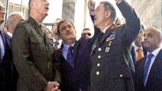 ABD'li General: Suçlayıcı bir ton yoktu