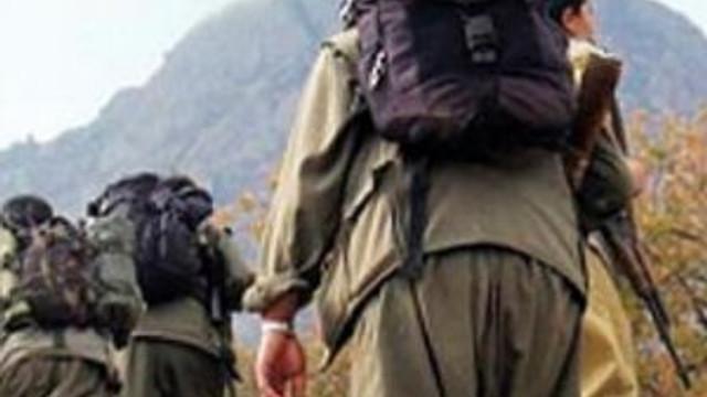 PKK'lılar Jandarma'ya saldırdı !