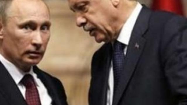 Rusya'dan Erdoğan ve Putin açıklama