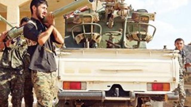 Menbiç IŞİD'in elinden alındı