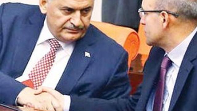 Başbakan'dan Mehmet Şimşek'e: Sen hala burada mısın