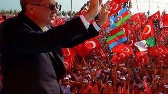 Beklenen gün geldi; bugün 10 Ağustos ! Erdoğan işaret etmişti...
