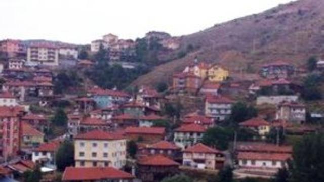 Türkiye'nin küçük Paris'i: Yukarıöz köyü
