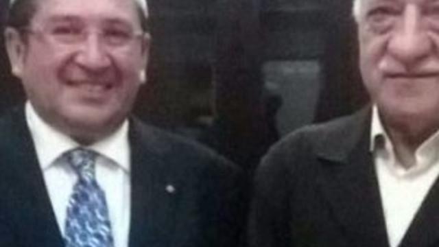 Hacı Boydak'ın Gülen'li fotoğrafı ortaya çıktı