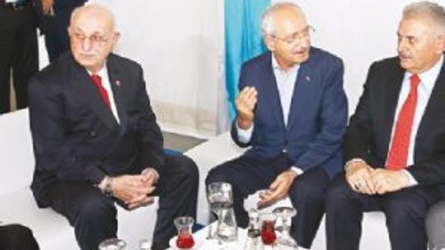 Liderlerin çay sohbetinin sırrı ortaya çıktı