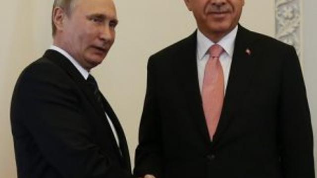 Erdoğan ve Putin görüşmesinin ayrıntıları