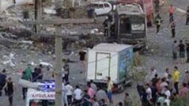 Mardin ve Diyarbakır'da patlama: Ölü ve yaralılar var