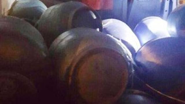 Bitlis'te bomba yüklü araç yakalandı !