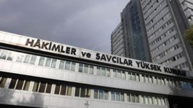 648 HAKİM VE SAVCIYA GÖZALTI KARARI !