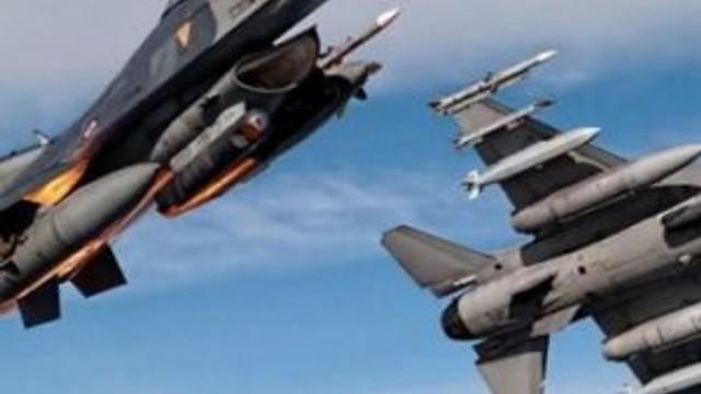 Türk savaş uçakları Suriye'ye dönüyor