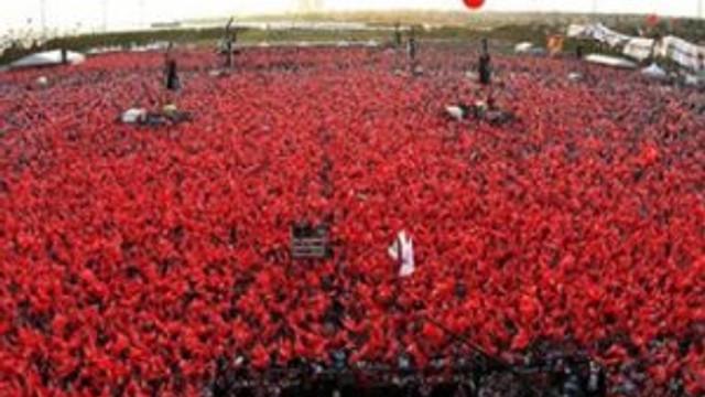 3 parti Diyarbakır'da çıkarma yapacak!