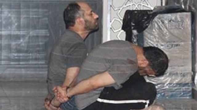 Firari komutanlar Konya'da yakalandı