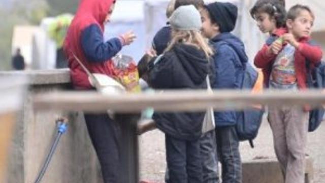 413 bin Suriyeli çocuk Türkçe öğrenecek