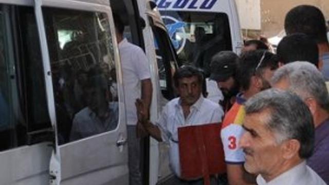 Hakkarililer'in isyanı Ankara'ya taşınıyor