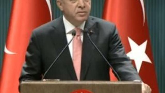 Erdoğan: ''Baro başkanlarımız şundan emin olsunlar...''