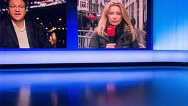 Devlet televizyonunu PKK'lılar bastı