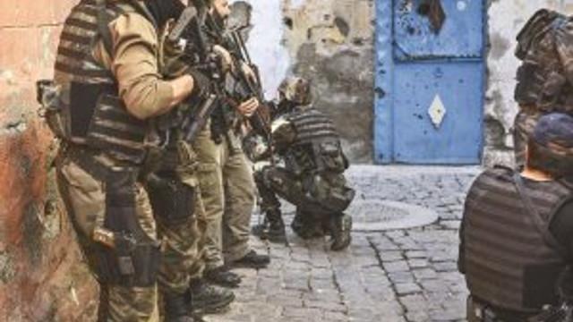 Bodrum katında 2 terörist öldürüldü