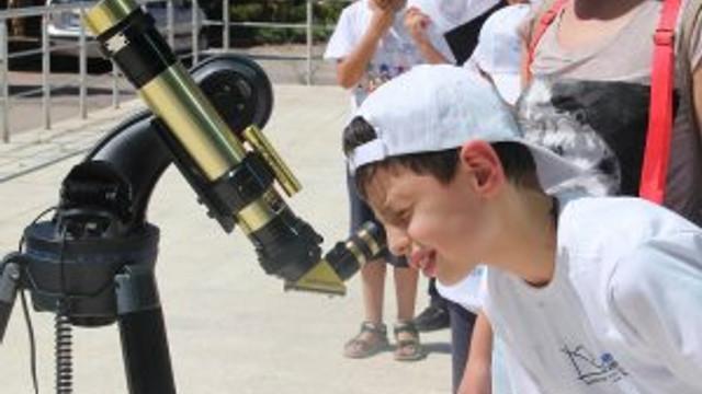 Yaz Bilim Atölyeleri'ne yoğun ilgi