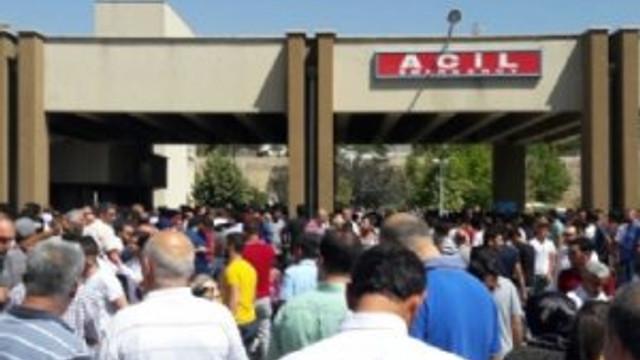 Elazığlılar saldırının ardından hastanelere koştu