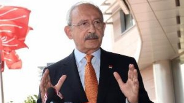 Kılıçdaroğlu'ndan AK Parti'ye açık çağrı
