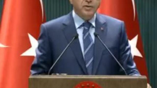 """Erdoğan: """"Siz işinize bakın"""""""