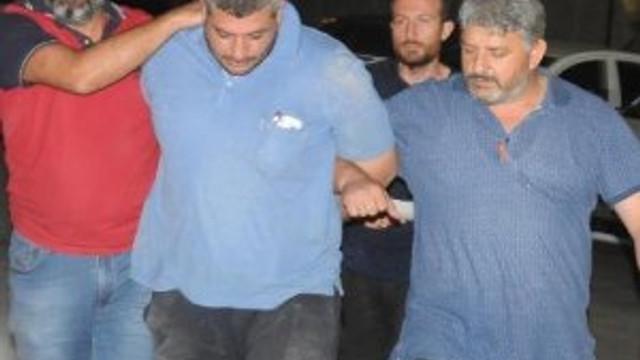Darbeci ağabeyini sakladı tutuklandı