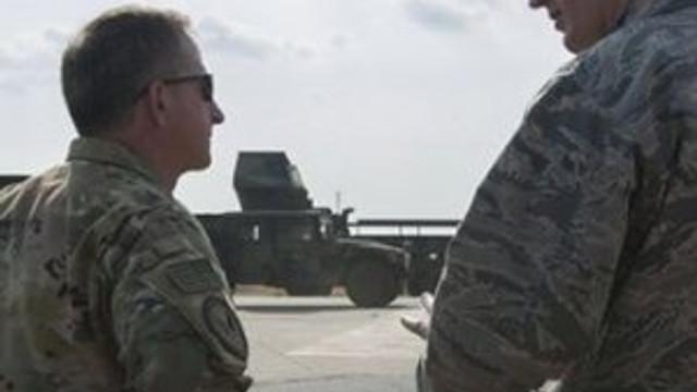 ABD Hava Kuvvetleri Komutanı İncirlik'te