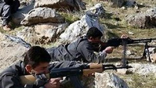 Hakkari'de 2 PKK'lı öldürüldü !