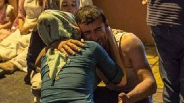 Gaziantep Valiliği açıkladı: 30 ölü, 94 yaralı