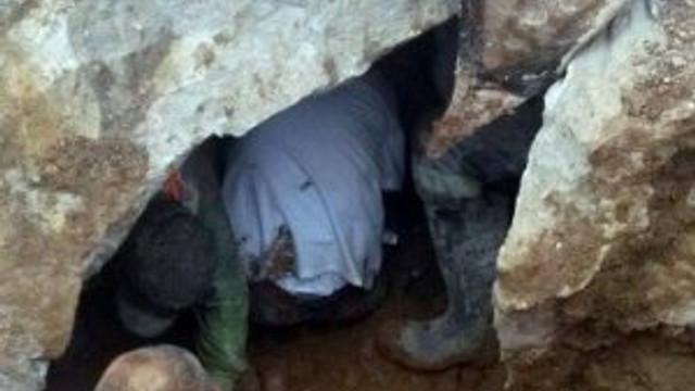 Mermer ocağında ölümlü kaza