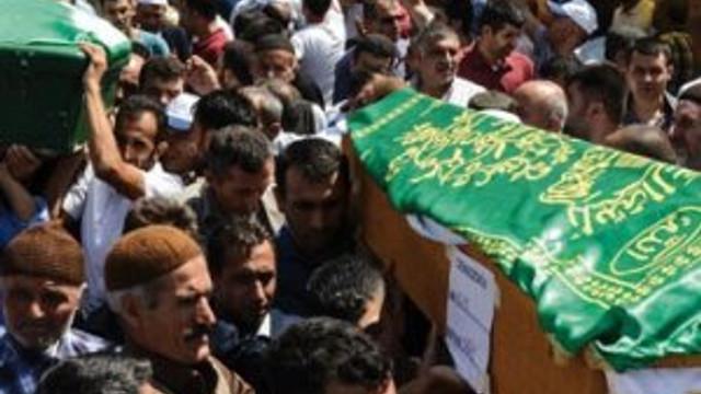 Gaziantep saldırısında 29 çocuk öldü !