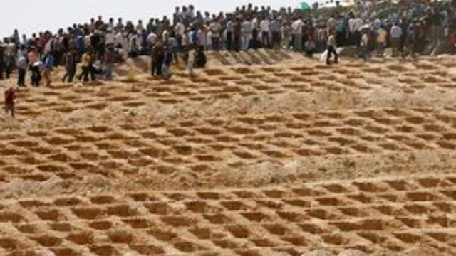 Gaziantep'te neden fazla mezar kazıldı ?