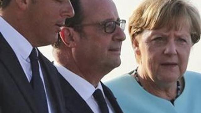 Merkel: Türkiye olmadan başaramayız