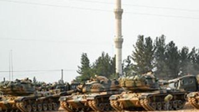 Türk tankları neden Cerablus'a geri döndü ?