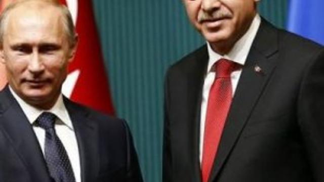 Erdoğan ile Putin Halep konusunda anlaştı
