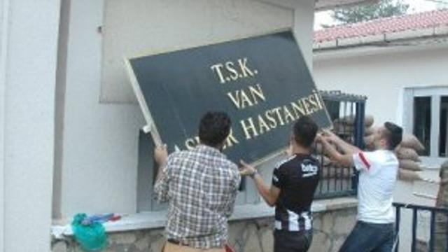 Van Asker Hastanesi Sağlık Bakanlığı'na devredildi