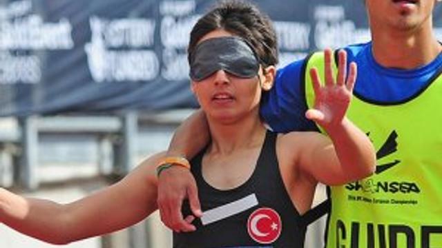 Büyükşehirli Öznur Rio Paralimpik olimpiyatlarında