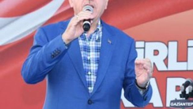 Cumhurbaşkanı Erdoğan  terör örgütlerine meydan okudu.