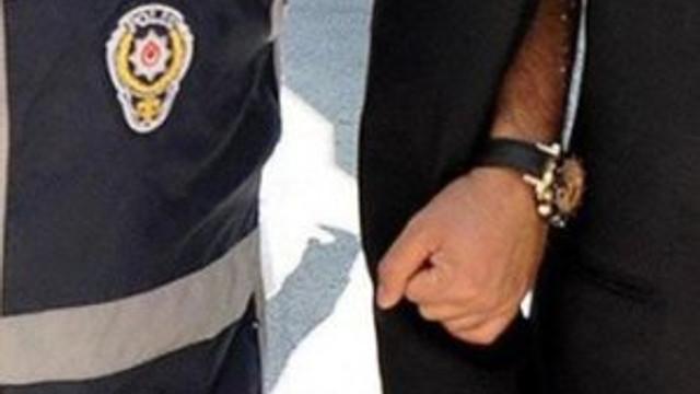 Bakanlıkta 9 zanlıya FETÖ tutuklaması