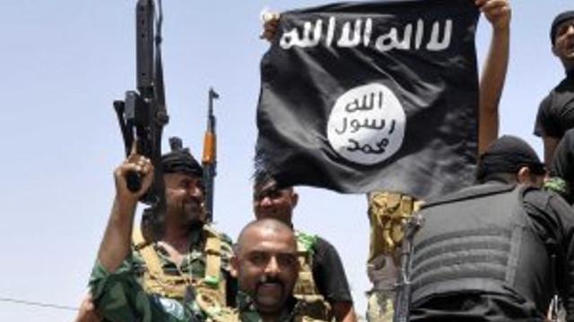 IŞİD'liler bakın nasıl saklanıyor ?
