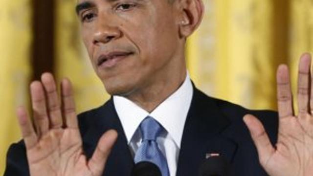 Obama sonunda niyetini açıkladı