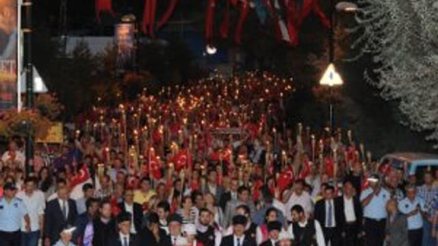 30 Ağustos Zafer Bayramı Beşiktaş'ta