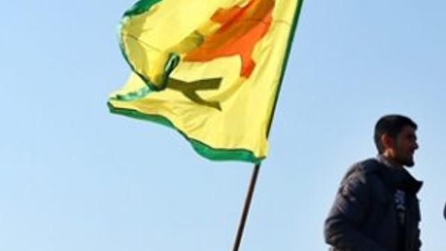 Teröristlerden YPG yalanı