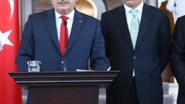 Ankara, Yıldırım ile Ala arasındaki 'kriz' iddiasını konuşuyor