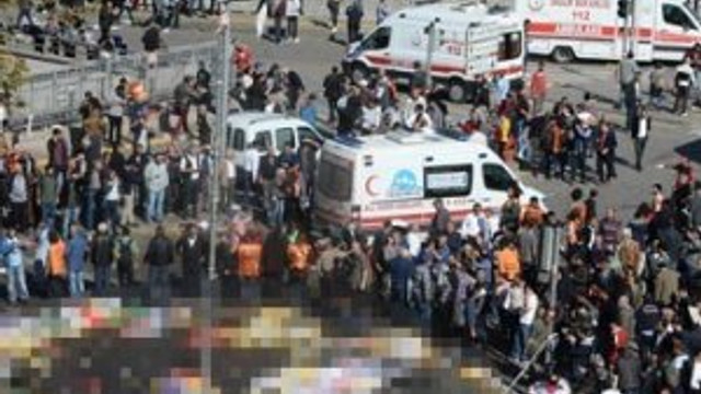 Ankara katliamını böyle yapmışlar !