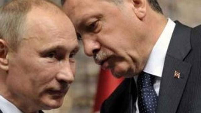 Erdoğan ve Putin buluşuyor