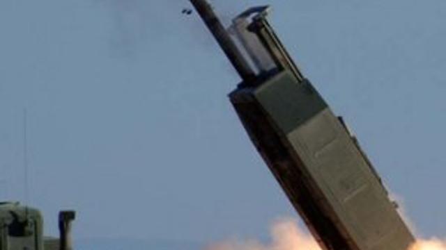 ABD, Türkiye sınırına kurduğu füze sistemiyle IŞİD hedeflerini vurdu