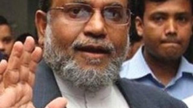 Cemaat-i İslami liderlerinden Mir Kasım Ali idam edildi