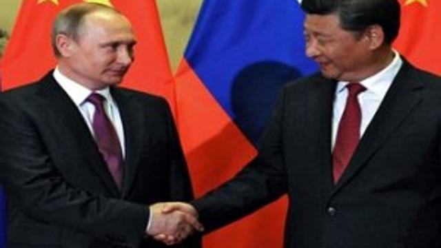 Putin sözünü tuttu: Cinping'e Rus dondurması hediye etti
